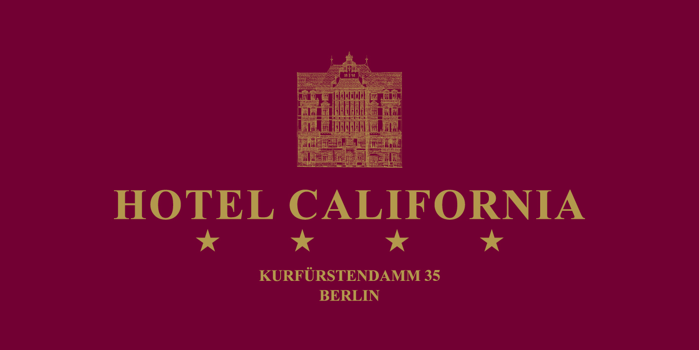 Hotel california for Hotel california